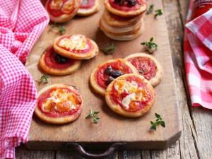 Ricetta Pizzette con esubero di pasta madre