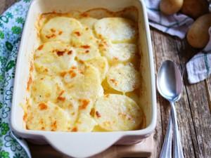 Ricetta Patate al forno filanti