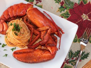 Ricetta Spaghetti all'Astice in bellavista